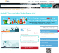 Global IT Services Sales Market Report 2017