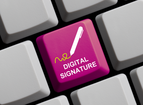 Digital Signature Market 2018'