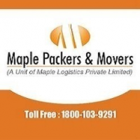 Maple Packers and movers Logo