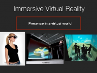 Global Immersive Virtual Reality market