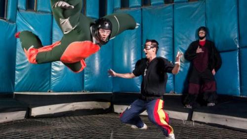 Vegas Indoor Skydiving'