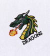 Dragons Embroidery Designs