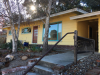 Paso Robles vintage bungalow in yellow'