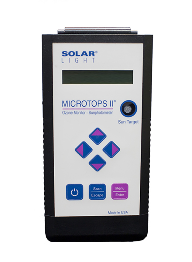 Model 540 Microtops II Sunphotometer