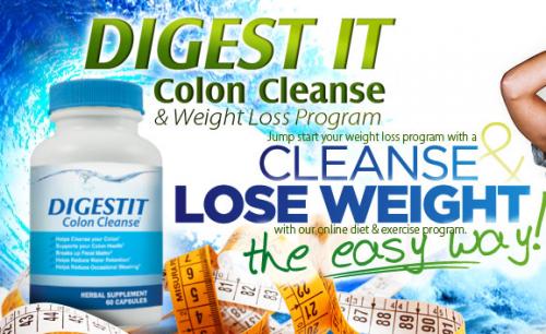 Digest It Colon Cleanse'