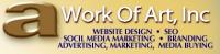 A Work of Art, Inc. (AWOA) Logo