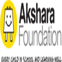 Akshara Foundation Logo