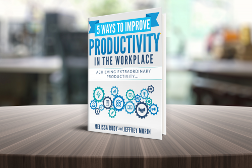 5 Ways to Increase Productivity in the Workplace'