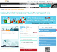 Global Lithium Polymer Batteries Industry Market Research