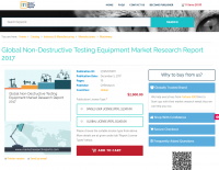 Global Non-Destructive Testing Equipment Market Research