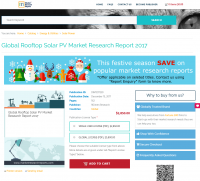 Global Rooftop Solar PV Market Research Report 2017