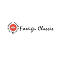 foreign classes Noida Logo
