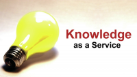 Knowledge As A Service Market 2018