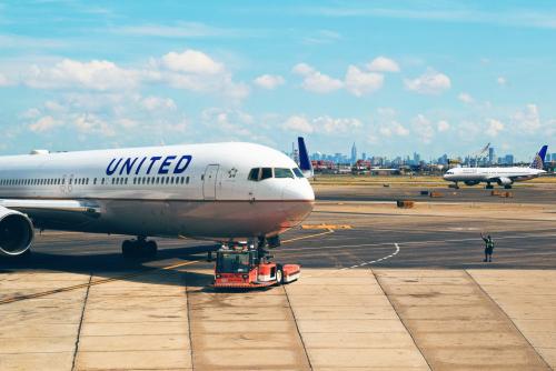 Newark Airport'