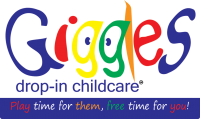 Giggles Drop-In Childcare Logo