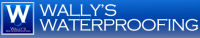 Wally's Waterproofing Logo