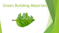 Green Building Material