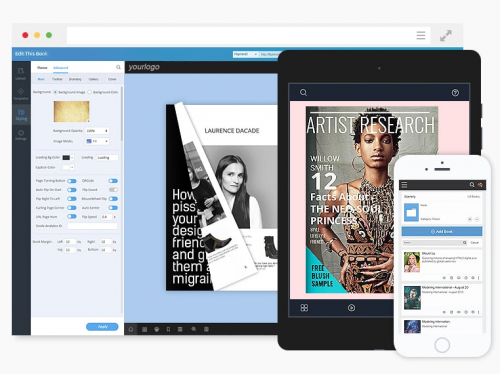 digital magazine publishing'