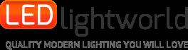 Ledlight world logo'