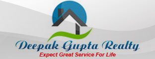 Logo for Deepak Gupta Realty'
