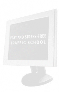 Fast and Stress Free Traffic School Logo