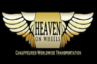 Heaven On Wheels Limousines Logo