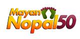 Mayan Nopal 50 Logo