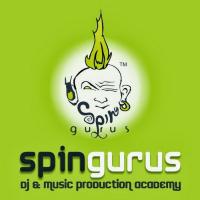 Spin Gurus DJ & Music Production Academy Logo