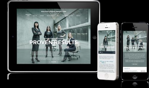 Legal Marketing Best Website 2017'