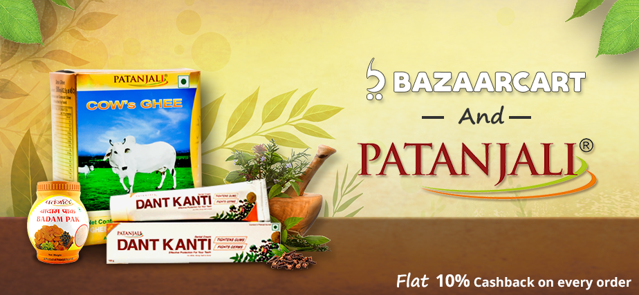 BazaarCart and Patanjali Products