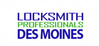 Locksmith Des Moines Logo