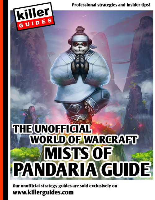 Mists of Pandaria Manual'