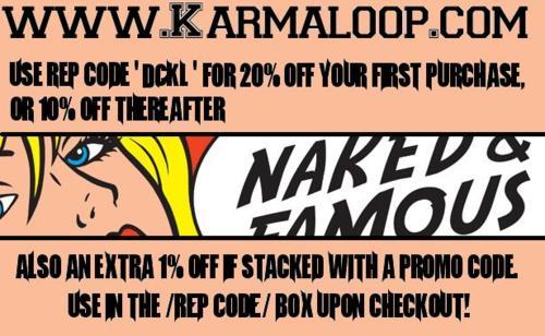 Karmaloop Coupons'