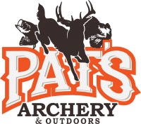 Pat's Archery & Outdoors Logo