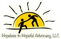Hopeless to Hopeful Advocacy, LLC Logo