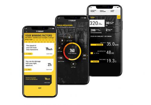 Everlast and PIQ Boxing Sensor - Now Available on Apple.com'