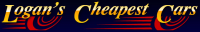 Logans Cheapest Cars Logo