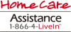 Logo for Home Care Assistance New Hampshire'