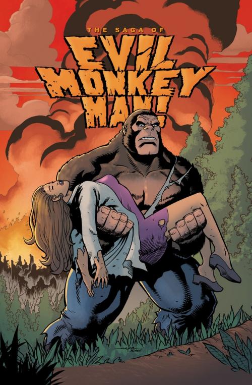 Evil Monkey Man Episode 1'