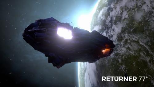 Ship Returner 77'