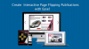 FlipHTML5 digital magazine software'