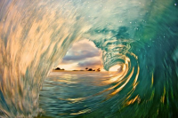 Chasing Waves By Kenji Croman.