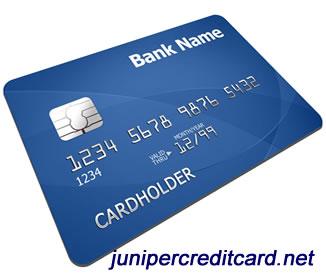 Juniper Credit Card'