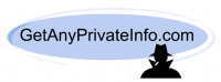 GetAnyPrivateinfo.com Logo