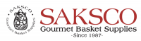SAKSCO Gourmet Basket Supplies Logo