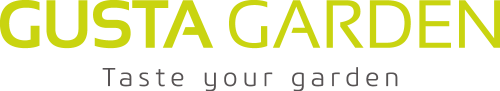 Company Logo For Gusta Garden'