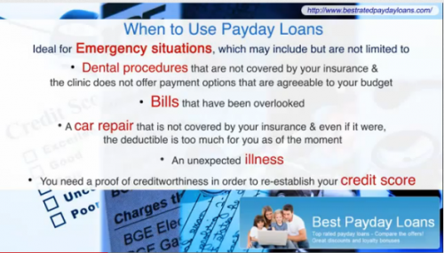 Best Payday Loans'