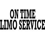 On Time Limo Service Logo