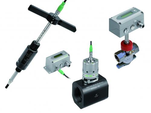 Flowmeters from E+E Elektronik'