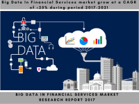 Big Data In Financial Services Market